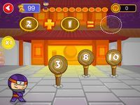 Math Heroes 1: Basic Operations — Fun Math for Kids - It's time to put your ninja skills to the test! The Ignarus Army is on the move, and only your knowledge of basic math operations can defeat them. Can your brain power match their might?