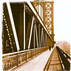 Williamsburg Bridge #newyork