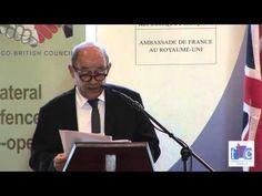 Politique - FBC Ministre de la Defense Jean-Yves Le Drian FBC Defence Conference 2013 Short Version - http://pouvoirpolitique.com/fbc-ministre-de-la-defense-jean-yves-le-drian-fbc-defence-conference-2013-short-version/