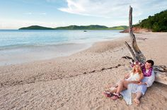 Heels and Housewifery: Honeymoon Shoot at Hermitage Bay in Antigua by Joseph Jones of Joseph Jones Photography & Antigua Brides