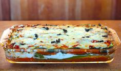Zucchini Lasagna recipe from PBS Food-- make individual in ramekins?