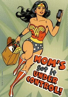 My mom is wonder woman, and my dad is super man. Supergirl, Crafty Angels, Women Rights, Facon, Happy Mothers Day, Karate, Beyonce, Make Me Smile, To My Daughter