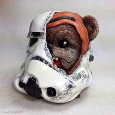 """""""Rebel"""" Custom Storm Trooper Helmet by SKL0"""