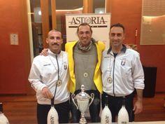Il podio della 18ª Tappa Nazionale di footgolf della FIFG Federazione Italiana FootGolf @federfootgolf