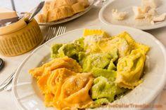 tortellini: Emilia Romagna