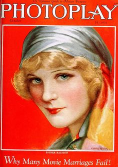 Esther Ralston, Photoplay Magazine, October 1925 | Flickr - Photo Sharing!