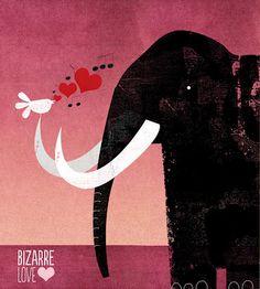 Bizarre Love by Carmen Saldaña