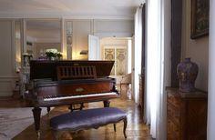 → Hôtel luxe proche Arc de Triomphe | Suites Paris 8 | Hotel Lancaster