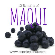 The antioxidant gem maqui berry (pronounced mah-kee) grows in the rainforests of Chile and Argentina. With the highest antioxidant quantity of any fruit, this purple berry can help stimulate weight loss, delay the ageing process, while...
