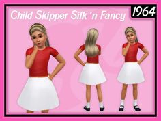 frisbud's Sam_Child Skipper Silk N Fancy
