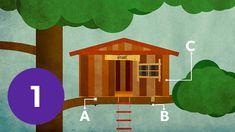 Hvis du har materialer og knofedt, så har huleekspert Anders Barlebo opskriften til at bygge amok i have, skov og kælderrum
