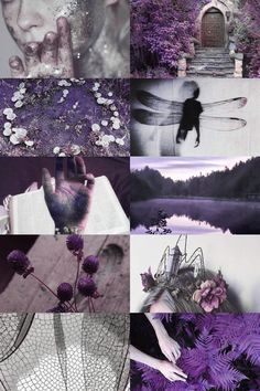 """lunagreenwitch: """" themooninajar: """"Purple and Silver Fairy """" @themooninajar Could I get the source pic for the purple faerie circle?"""" @lunagreenwitch This is where i found it, though the purple is actually due to the overlays I used, as well as a hue..."""