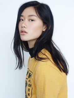 Model Jessie Li Wang