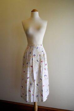 nautical skirt!