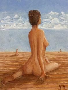 Fernanda | oil painting —olieverf