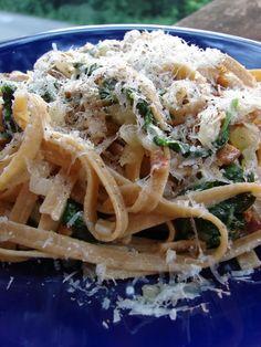 Pasta Carbonara With Leeks And Lemon Recipes — Dishmaps
