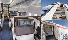 Inside British Airways' exclusive business class only jet