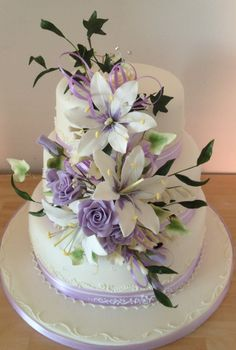 Wedding Cakes Liverpool
