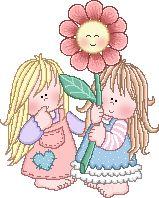 Cute colors clipart | Posted in CUTE COLOR NIÑOS Y NIÑAS | 12:44 | by Paula
