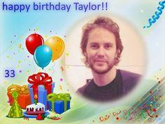Happy Birthday Tay!!!!