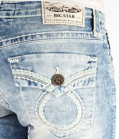 'Big Star Vintage Jenae Skinny Stretch Jean' #buckle #fashion www.buckle.com