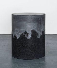 Black Cement and Black Silica Drum by Fernando Mastrangelo 2