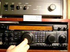 Yaesu FT-920 at JH1CNC  (40m)  ham radio station