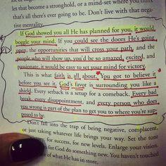 """Puchaaaa. Q verdad es esa frase. """"Fe es confiar en Dios aun cuando no entiendas lo que esta haciendo."""""""