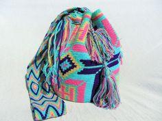 Wayuu mochila shoulder bag