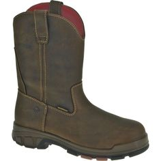 dc81973c5140 Wolverine Men s Cabor Wellington Waterproof Composite Toe Work Boots