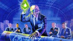 An illustrated history of Vic Rattlehead - Metal Hammer