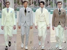 Which ensemble do you prefer? Compliments of Hackett London. #mensfashion #menswear #menstyle #TRGent
