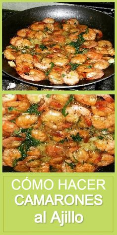 Prawn Dishes, My Favorite Food, Favorite Recipes, Shrimp And Lobster, Ceviche, Shrimp Recipes, Bon Appetit, Seafood, Food And Drink