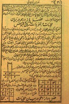"""Ketaab e Naghsh e Soleymaani"", in invocations, magic and talismans,"