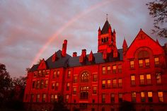 50 Beautiful College Campuses For A Good Run Scary Ghost Pictures, Ghost Photos, American Revolutionary War, American Civil War, College Campus, College Life, Gettysburg College, Gettysburg Battlefield, Real Haunted Houses