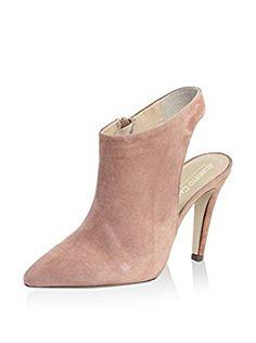ROBERTO CARRIOLI Zapatos de talón abierto (Rosa Empolvado)