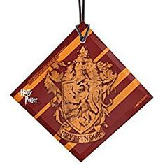 Harry Potter Christmas Ornament Gryffindor Crest StarFire Prints Hanging Glass Harry Potter Christmas Ornaments, Christmas Decorations, Harry Potter Collection, Hallmark Keepsake Ornaments, Wands, Personalized Items, Glass, Prints, Inspiration