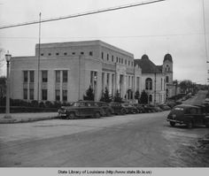 Courthouse c. 1930 - Natchitoches