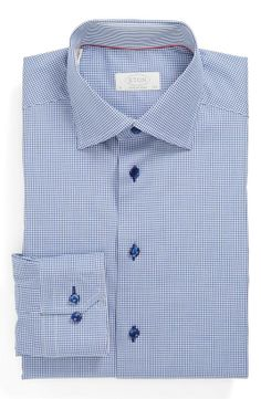 Eton | Contemporary Fit Dress Shirt #eton #shirt