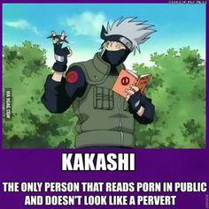 Oh Kakashi