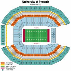 10/15 -150 each ticket. Comes with 1-2 parking passes. Must buy 2 or 4 tickets. Seats 17-20. Excellent seats. Free shipping #bowl #parking #lower #bucs #cardinals #tampa #arizona