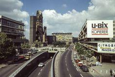 1976 West-Berlin - Budapester Straße  ☺