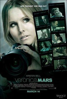 """""""Veronica Mars – O Filme"""" teve divulgado cartaz http://cinemabh.com/imagens/veronica-mars-o-filme-teve-divulgado-cartaz"""