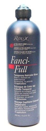 Roux FanciFull Rinse 49 Ultra White Minx 152oz 3 Pack ** Want additional info? Click on the image.