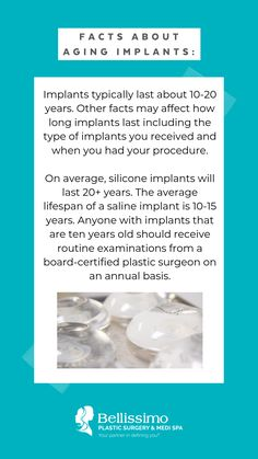 Aging Implants