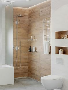 Design Sort Hvid 2019 201 Badeværelse Design Sort Hvid 2019 201 Badeværelse Design Sort Hvid 2019 50 Stunning Small Bathroom Makeover Ideas 49 Clever Small Bathroom Decorating Ideas Combine stone and wood effect tiles in the bathroom - - Bathroom Design Luxury, Bathroom Design Small, Latest Bathroom Designs, Toilette Design, Bathroom Inspiration, Bathroom Ideas, Bathroom Layout, Design Inspiration, House Design