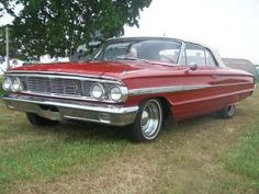 1964 Ford Galaxie Hot Rod Muscle Cars Pinterest Ford