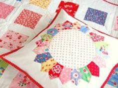 happy little cottage: quilts