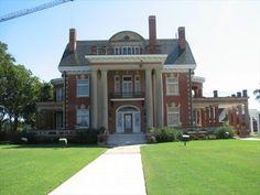 "Wharton-Scott House ""Thistle Hill"""