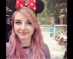 Lizzie at Disney world :)